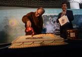 باشگاه خبرنگاران -کیک ده سالگی جشنواره سینماحقیقت برش خورد
