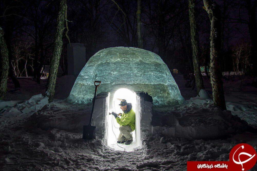 کباب دو کیلویی در بناب/پاییز در سوئیس/نخستین هتل یخی دائمی جهان/نقاشی 3 بعدی جالب و خلاقانه