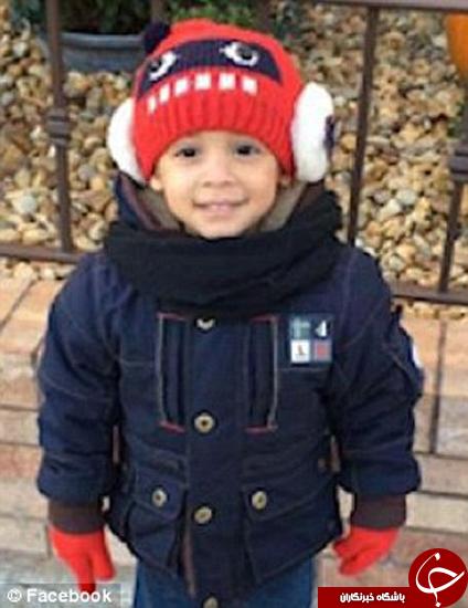 پسر 3 ساله با کتک خوردن از نامزد مادرش مرگ مغزی شد +تصاویر