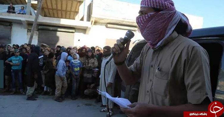 داعشی های فاسد یک مرد سوری را به طرز فجیعی اعدام کردند+ تصاویر(16+)