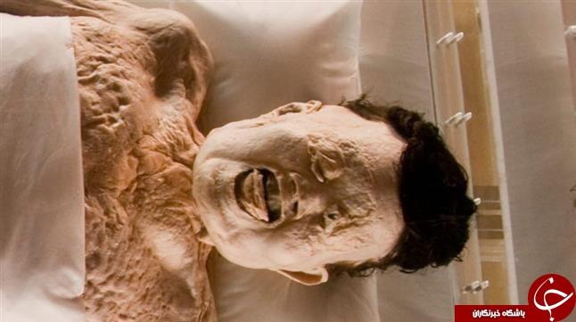 مومیایی ۲۰۰۰ ساله چینی قبل از مرگ چه خورده بود؟ + ع