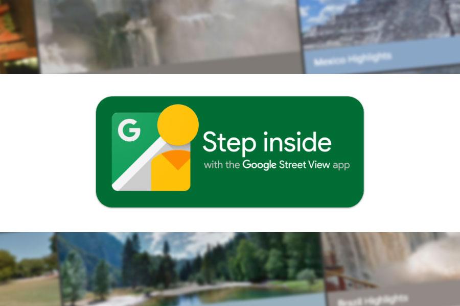 دانلود Google Street View برای اندروید و Ios ؛ اشتراک تصاویر مناظر مختلف در نقشه گوگل