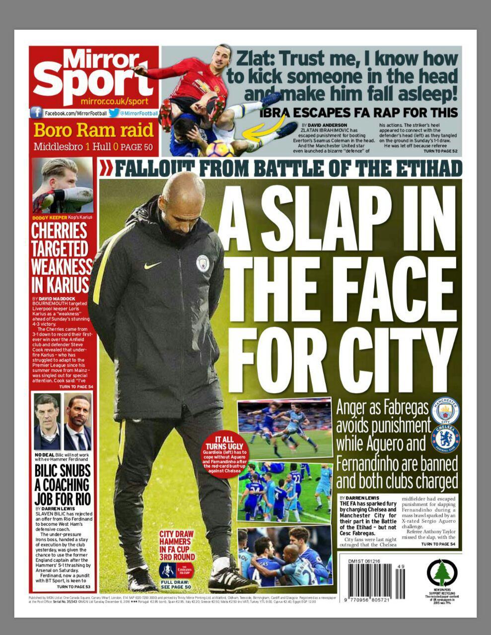 اتحادیه فوتبال انگلیس سیتیزن ها و دو ستاره شان را تقره داغ کردند / باز شدن پای افراد معروف به قضیه سوء استفاده از بازیکنان جوان