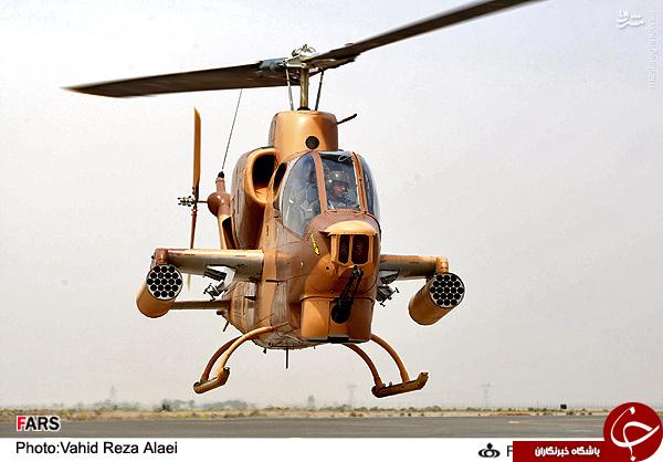 چنگال عقابهای ایرانی باز هم برّندهتر شد/ نصب موفق راکتهای هدایتشونده روی جنگندههای ایرانی +عکس