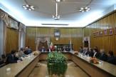 باشگاه خبرنگاران -نشست رییس جمهور با رییس و اعضای هیات رییسه دانشگاه تهران برگزار شد