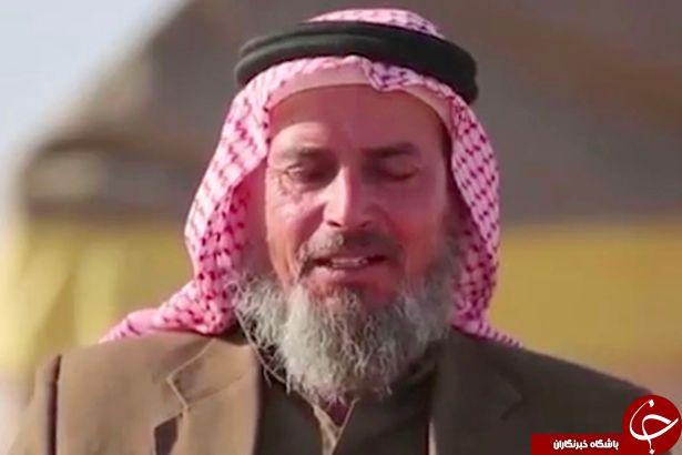رونمایی داعش از پیرمردهای اعدامگر+تصاویر
