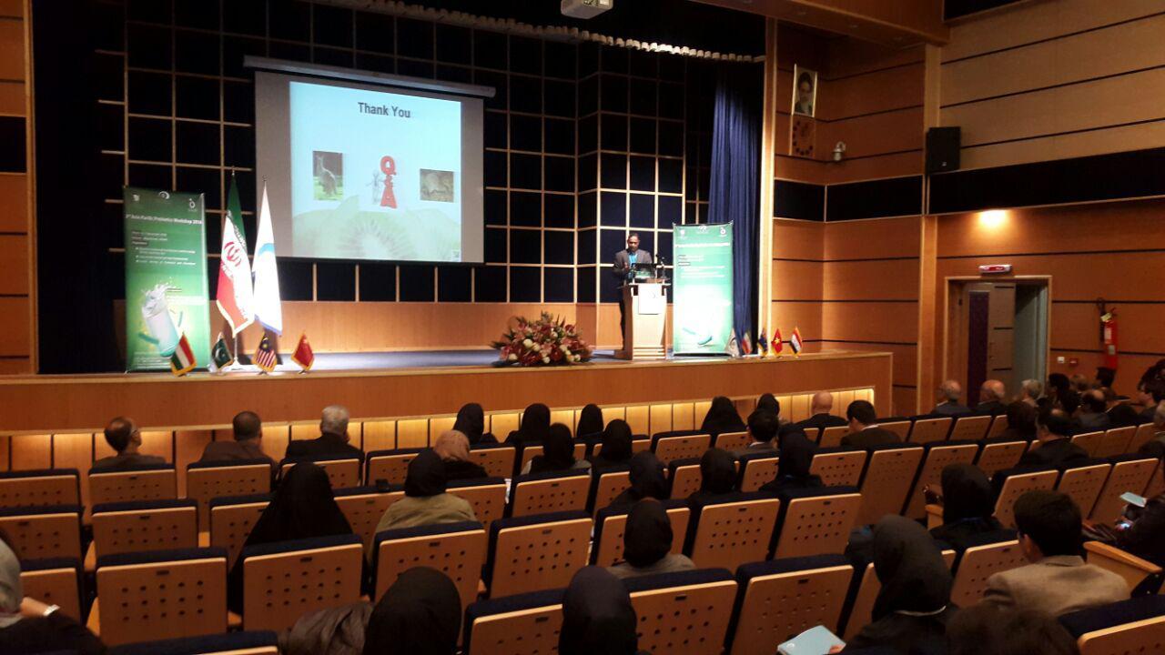 برگزاری کارگاه بینالمللی آسیا اقیانوسیه پروبیوتیک ها در مشهد
