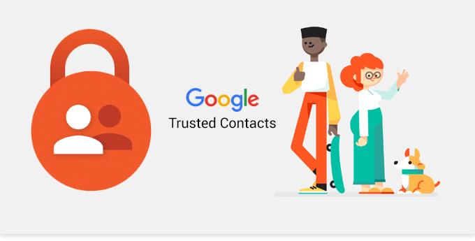 دانلود Trusted Contacts برای اندروید / ردیابی گوشی های اندرویدی با سرویس رایگان گوگل