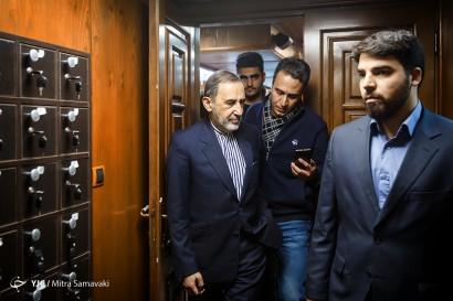 باشگاه خبرنگاران -نشست خبری کنفرانس امنیتی تهران