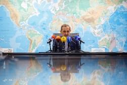 باشگاه خبرنگاران - نشست خبری کنفرانس امنیتی تهران