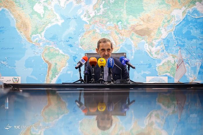 نشست خبری کنفرانس امنیتی تهران