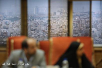 باشگاه خبرنگاران -جلسه ستاد مرکزی اربعین در وزارت کشور