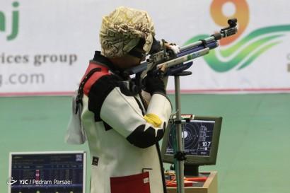 باشگاه خبرنگاران -مسابقات تفنگ بادی 10 متر قهرمانی بانوان آسیا