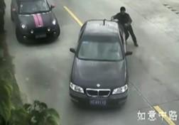 باشگاه خبرنگاران - سقوط خودرو داخل رودخانه + فیلم