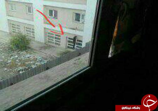 کشف جسد حلق آویز شده در دانشگاه دریانوردی چابهار+ عکس