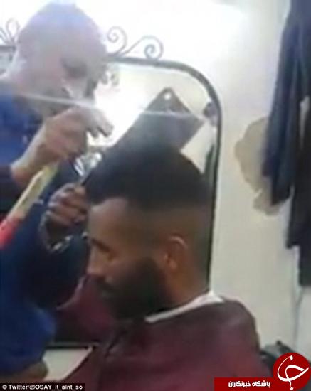 عجیبترین کوتاه کردن مو +تصاویر