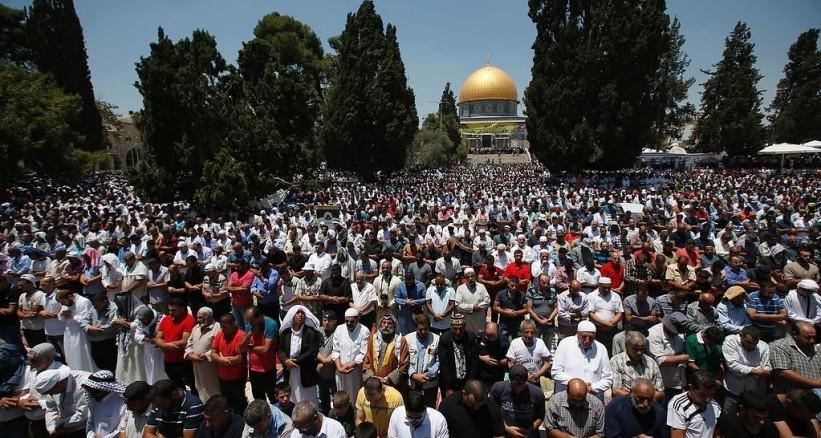 ممنوعیت اقامه نماز در مسجدالاقصی برای ساکنان غزه