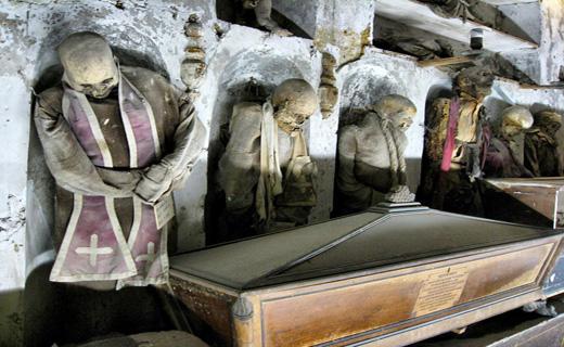 دیدن هشت هزار مومیایی کشف شده از قرن شانزدهم در این موزه