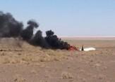 باشگاه خبرنگاران - سقوط هواپیما در فارس