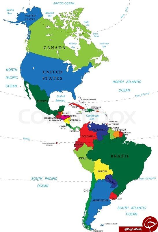 علت معروفیت برخی از کشورهای جهان چیست؟