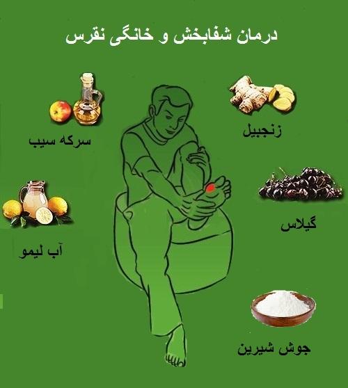 درمان های بسیار قدرتمند خانگی برای نقرس/ زنجبیل؛ ادویه ای علیه نقرس