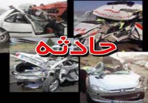 باشگاه خبرنگاران -واژگونی تریلر در بزرگراه فتح/ راننده در دم جان باخت