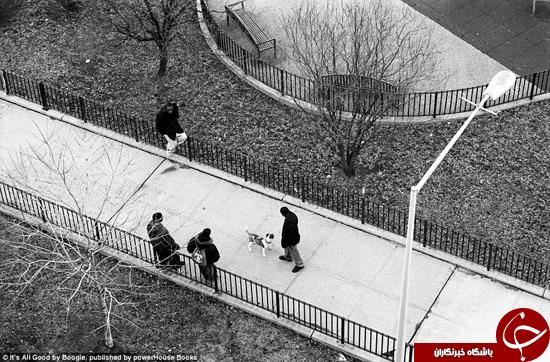 خیابانهای نیویورک در زمان قدیم چگونه بود؟ +تصاویر