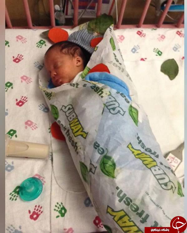 زیباترین و جذابترین نوزادان بیمارستانی+تصاویر