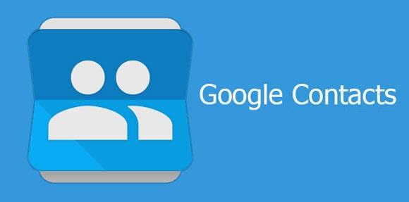 دانلود گوگل کانتکت
