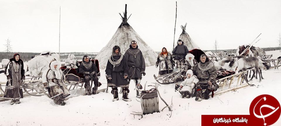 تصاویر خیره کننده از آخرین قبایل بومی جهان