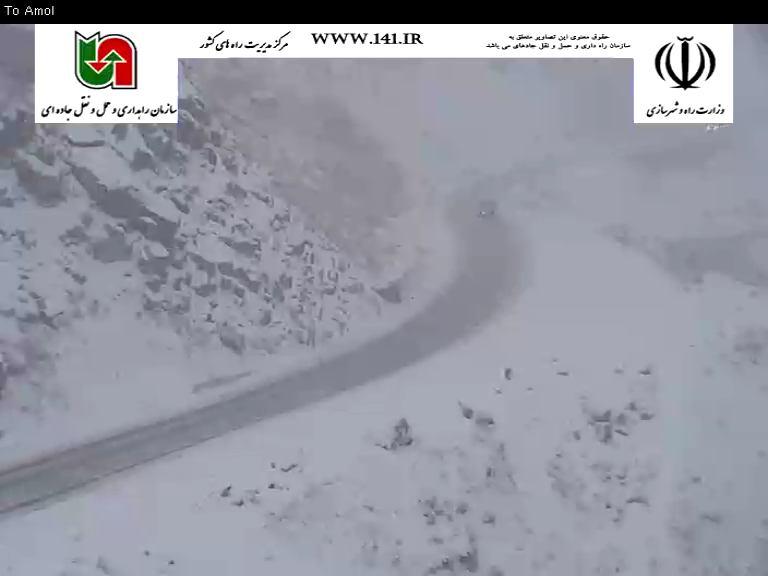 بارش برف و باران در 14 استان/ 6 محور مواصلاتی مسدود شد
