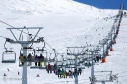 باشگاه خبرنگاران - آغاز فصل اسکی در پیست توچال