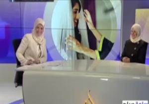 پاسخ مجری زن به سوال شخصی یک ببینده در برنامه زنده + فیلم