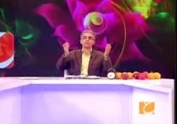 باشگاه خبرنگاران - دعای جالب رضا رفیع در برنامه حالا خورشید + فیلم