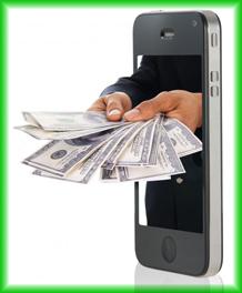 چگونه با گوشی خود به سرعت کلی پول به دست آوریم؟