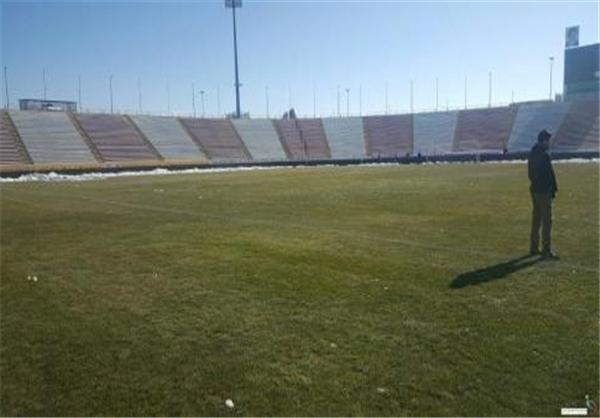 باشگاه خبرنگاران -ورزشگاه ثامن برای بازی پدیده و پرسپولیس آماده شد