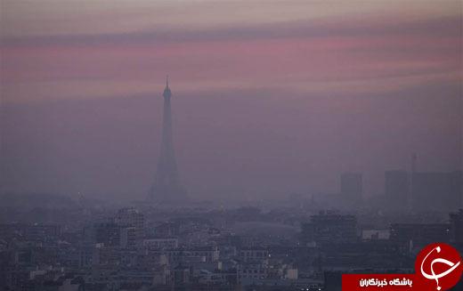 از اجرای طرح زوج و فرد در پاریس تا سقوط هواپیمای مسافربری پاکستان