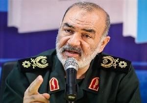 سردار سلامی: عربستان جز برافروختن آتش فتنه در جهان اسلام هیچ ثمری ندارد