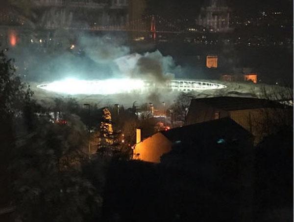 وقوع دو انفجار شدید در استانبول ترکیه