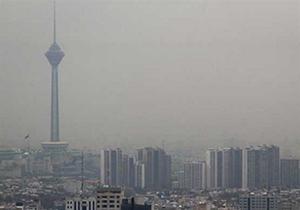 هواي تهران آلوده ايت