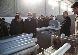 فعالیت واحد های تولیدی استان اردبیل شتاب گرفته است