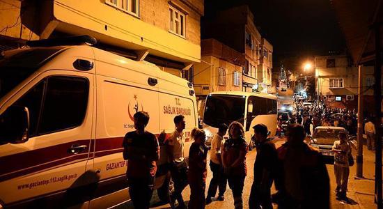 انفجار محله بشیکتاش؛ جدیدترین هدیه بازهای آزادی ترکیه به دولت اردوغان