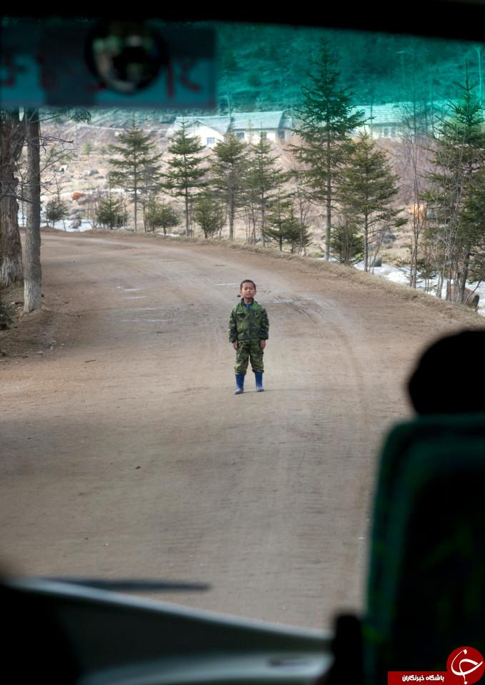 تصاویر کمتر دیده شده از کره شمالی