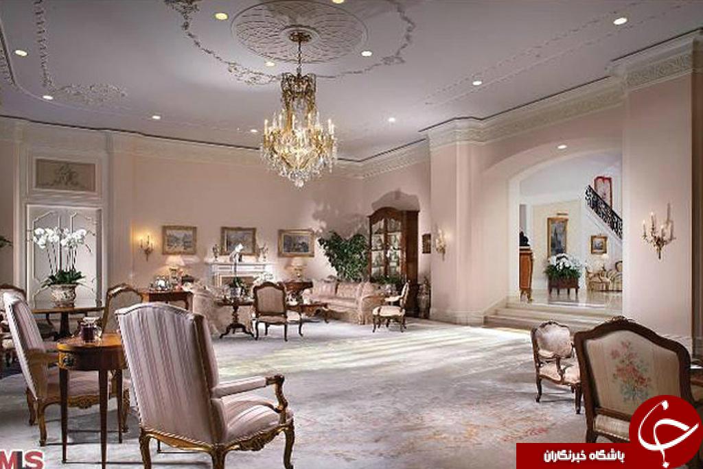 گرانترین خانه جهان +تصاویر