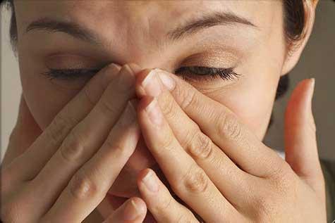 درمان فوری سینوزیت