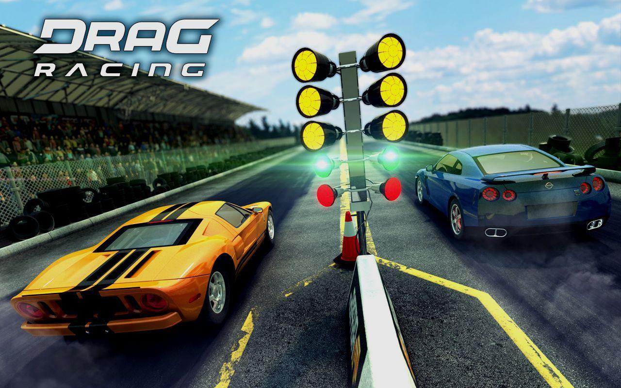 دانلود Drag Racing برای اندروید و Ios / نهایت سرعت و لذت یک بازی اتوموبیل رانی با کیفیت