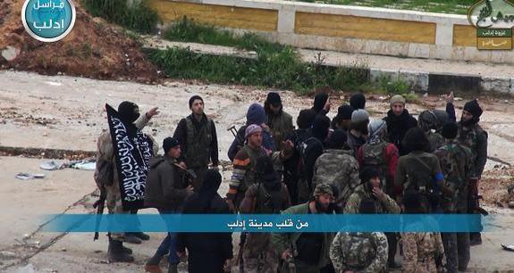 ارتش سوریه با کدام گروههای تروریستی در ادلب میجنگد + تصاویر