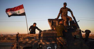 سرنگونی پهپاد داعشیها در جنوب موصل/ هلاکت چند تروریست انتحاری در شرق موصل