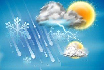 کاهش هشت درجه ای دما در خراسان رضوی