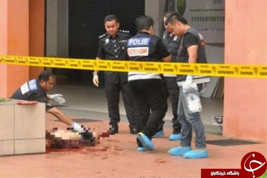 قتل در دانشگاه / دستگیری دو مظنون +تصاویر